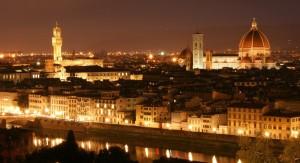 Firenze di notte
